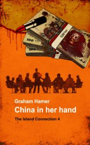 Graham Hamer's Books China in her hand