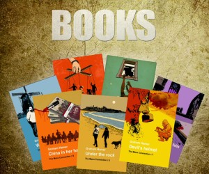 Graham Hamer's Books