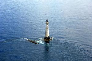Chicken Rock Lighthouse