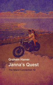 Graham Hamer's Books - Janna's Quest in the Island Connection series