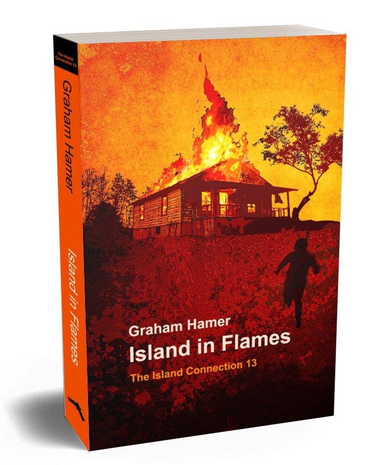 Island in Flames